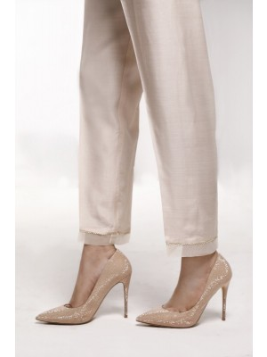 Silk Trouser DL-08 white